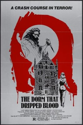 The Dorm That Dripped Blood movie poster (1982) poster MOV_ede74670