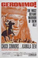 Geronimo movie poster (1962) picture MOV_edf1e416