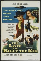 The Law vs. Billy the Kid movie poster (1954) picture MOV_edf83705