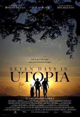 Seven Days in Utopia movie poster (2011) poster MOV_edf85058