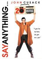 Say Anything... movie poster (1989) picture MOV_edfc87e2