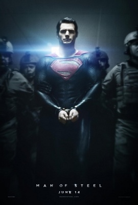 Man of Steel movie poster (2013) poster MOV_edfe650a