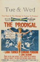 The Prodigal movie poster (1955) picture MOV_edffefa4