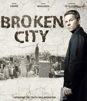 Broken City movie poster (2013) picture MOV_ed907e16