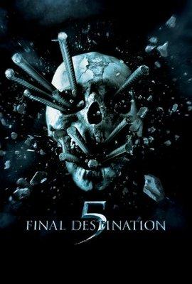 Final Destination 5 movie poster (2011) poster MOV_ee00766f