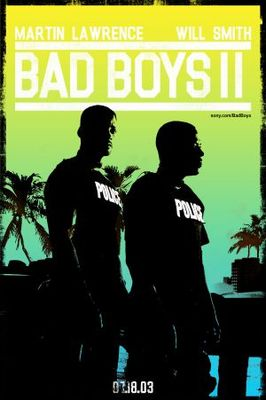 Bad Boys II movie poster (2003) poster MOV_ee01479a