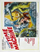 The Time Machine movie poster (1960) picture MOV_ee0785cc
