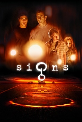 Signs movie poster (2002) poster MOV_ee0974a7