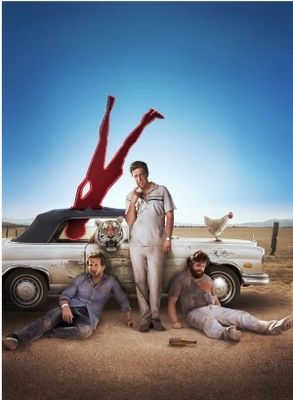 The Hangover movie poster (2009) poster MOV_ee0e376e