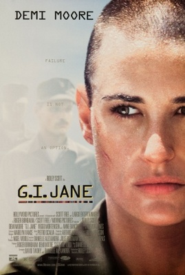 G.I. Jane movie poster (1997) poster MOV_ee141751
