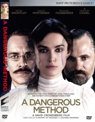 A Dangerous Method movie poster (2011) poster MOV_ee17ef30