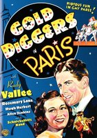 Gold Diggers in Paris movie poster (1938) picture MOV_ee213ead