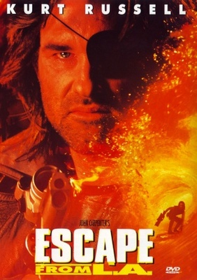 Escape From Los Angeles movie poster (1996) poster MOV_ee22fceb