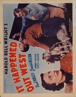 It Happened Out West movie poster (1937) picture MOV_ee236e2c
