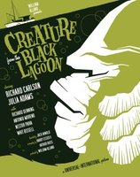 Creature from the Black Lagoon movie poster (1954) picture MOV_ee23a6a4