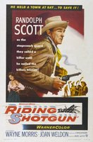 Riding Shotgun movie poster (1954) picture MOV_ee260b66