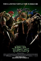 Teenage Mutant Ninja Turtles movie poster (2014) picture MOV_ee293a4a