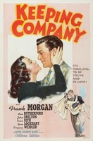Keeping Company movie poster (1940) picture MOV_ee2a70b0