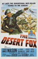 The Desert Fox: The Story of Rommel movie poster (1951) picture MOV_ee2bd27e