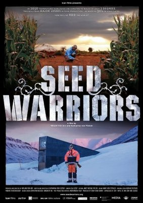 Seed Warriors movie poster (2009) poster MOV_ee2e647b