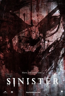 Sinister movie poster (2012) poster MOV_ee2eaa53
