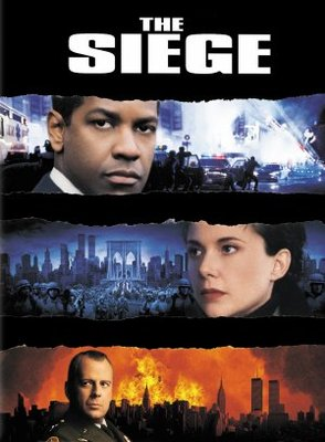 The Siege movie poster (1998) poster MOV_ee2f4352