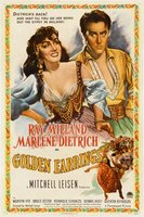 Golden Earrings movie poster (1947) picture MOV_ee329998