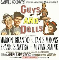 Guys and Dolls movie poster (1955) picture MOV_ee385926