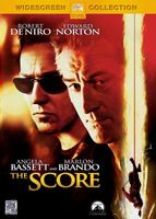 The Score movie poster (2001) picture MOV_ee3ad1d0