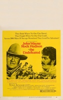 The Undefeated movie poster (1969) picture MOV_ee4326d5