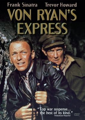 Von Ryan's Express movie poster (1965) poster MOV_ee473896