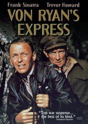 Von Ryan's Express movie poster (1965) poster MOV_ee473896