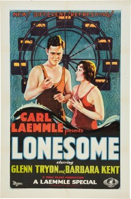 Lonesome movie poster (1928) poster MOV_ee4cf712
