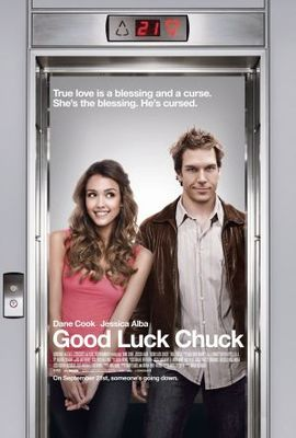 Good Luck Chuck movie poster (2007) poster MOV_ee4fb19d