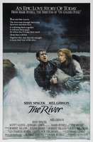The River movie poster (1984) picture MOV_ee531295