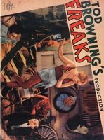 Freaks movie poster (1932) picture MOV_ee5623f8