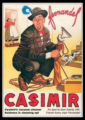 Casimir movie poster (1950) poster MOV_ee56c2b0