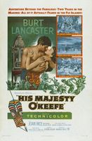 His Majesty O'Keefe movie poster (1954) picture MOV_ee56c71c
