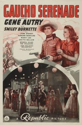 Gaucho Serenade movie poster (1940) poster MOV_ee5c8d9b