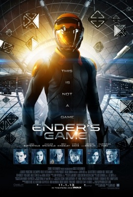 Ender's Game movie poster (2013) poster MOV_ee5e9f0c