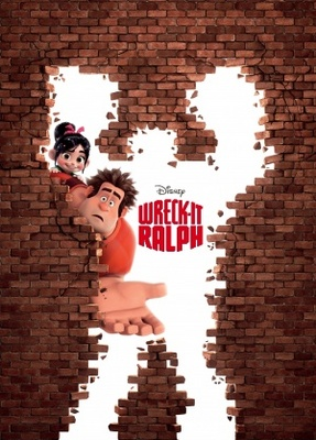 Wreck-It Ralph movie poster (2012) poster MOV_ee608fb7