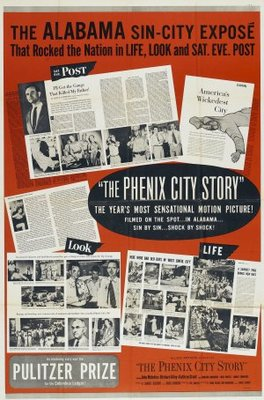 The Phenix City Story movie poster (1955) poster MOV_ee6fdd2c