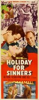Holiday for Sinners movie poster (1952) picture MOV_ee76bf52