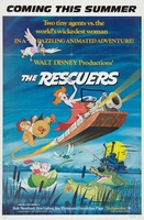 The Rescuers movie poster (1977) picture MOV_ee7986d6