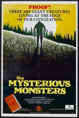 The Mysterious Monsters movie poster (1976) poster MOV_ee798bd9
