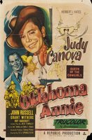 Oklahoma Annie movie poster (1952) picture MOV_ee7e9313