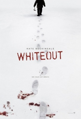 Whiteout movie poster (2009) poster MOV_ee804715