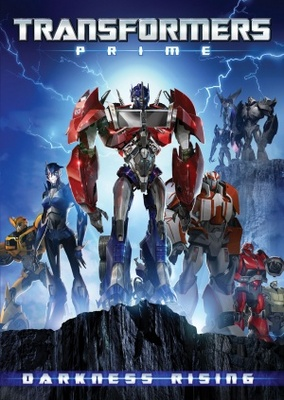 Transformers Prime movie poster (2010) poster MOV_ee85a41e