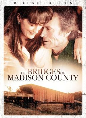 The Bridges Of Madison County movie poster (1995) poster MOV_ee85ba65