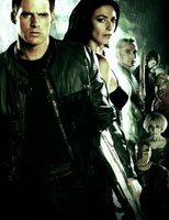 Farscape: The Peacekeeper Wars movie poster (2004) picture MOV_ee86267c